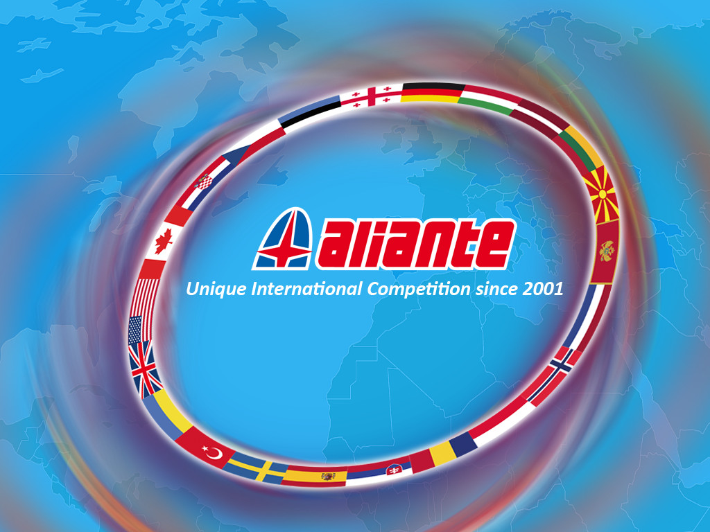 Project Aliante 2019 - Click on the flag for more information